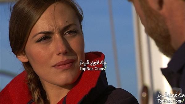 ایرنه مونتالا در نقش جولیا در سریال کشتی