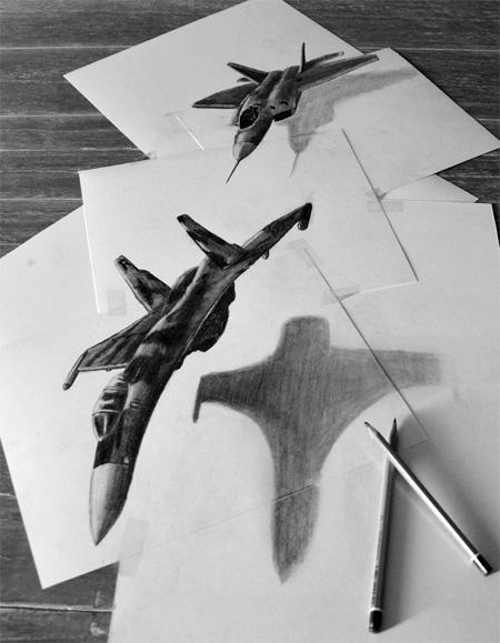 Ramon Bruin 3D Drawing