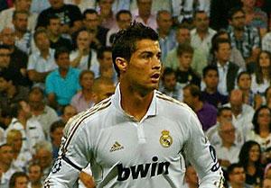 رونالدو چهارمین گلزن تاریخ رئال مادرید شد