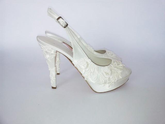 bridal Womens Shoes 008 مدل کفش عروس