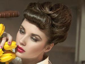 آموزش مدل موهای مختلف