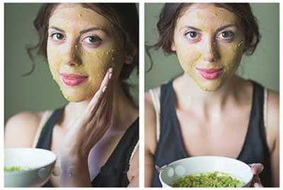 ماسک صورت,تقویت پوست
