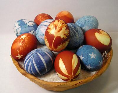 تخممرغ رنگی برای نوروز ۹۳