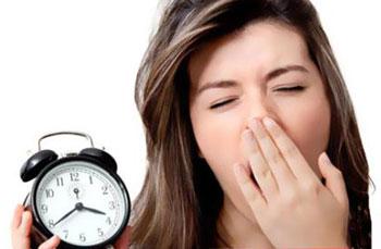 کم خوابی باعث بیماری می شود