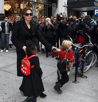 آنجلینا جولی,عکس های آنجلینا جولی,جدیدترین عکس های آنجلینا جولی