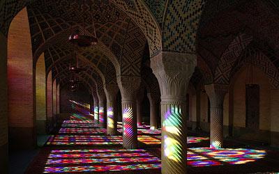مسجد مشیرالملک,اثار تاریخی شیراز