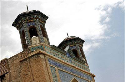 مسجد جامع عتیق,کهن ترین مساجد شیراز
