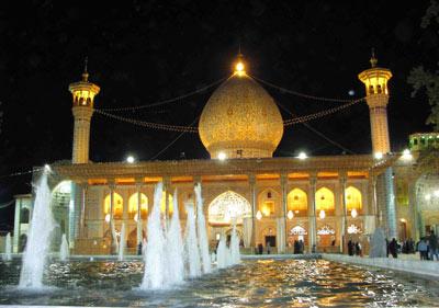 مساجد تاریخی شیراز,مسجد شاهچراغ