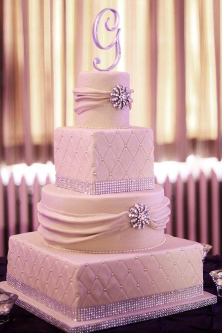 عکس کیک عروسی,عکسهای کیک عروسی