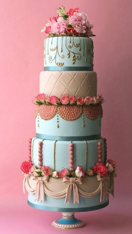 کیک عقد