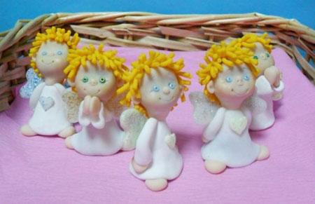 ساخت هفت سین فرشته ای!
