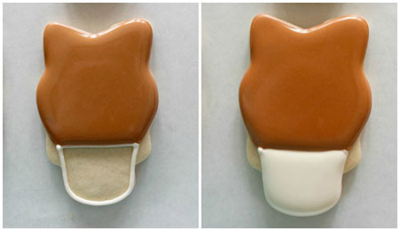 روش تزیین شیرینی نوروزی, تزیین شیرینی به شکل اسب