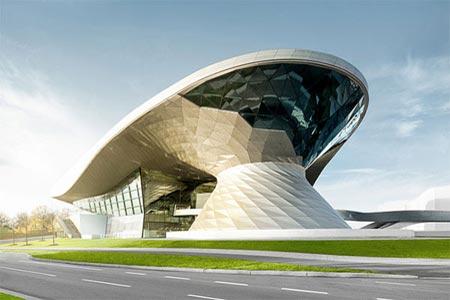 برترین موزههای جهان از نظر طراحی !