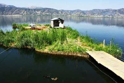 مکانهای تفریحی استان کردستان