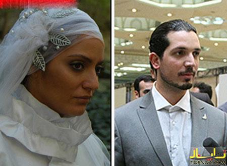 آیا مهناز افشار با یک آقازاده ازدواج کرده است؟