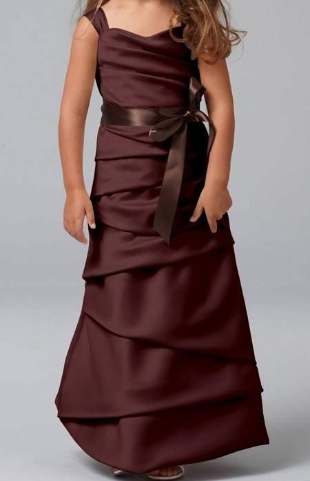 پیراهن مجلسی دخترانه, مدل لباس بچه گانه