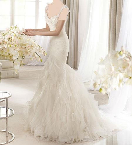لباس عروس 2014, جدیدترین مدل لباس عروس