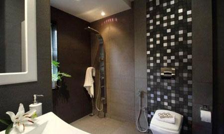 دکوراسیون حمام, حمام های مدرن