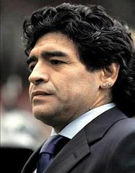 مارادونا: انگيزه مسی در جامجهاني زياد شد