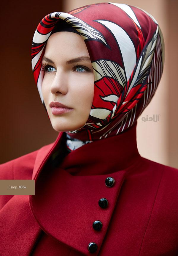 مدل روسری ۹۳