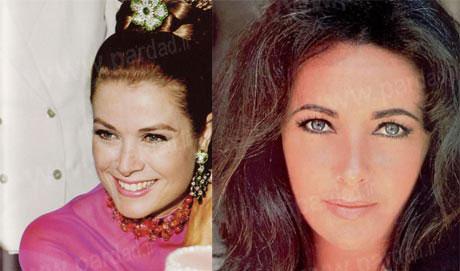 زیباترین زنان 50 سال اخیر
