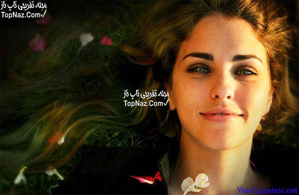 شبنم در سریال عشق