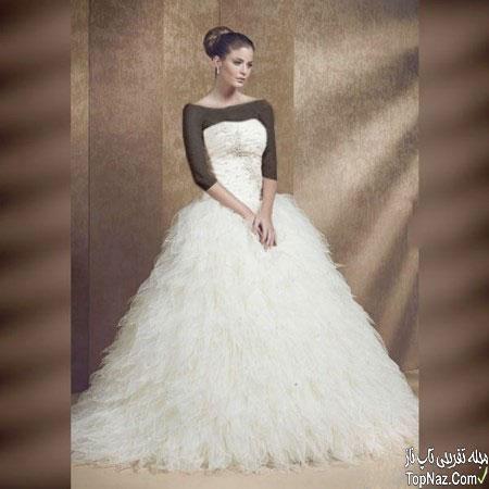 مدلهای لباس عروس