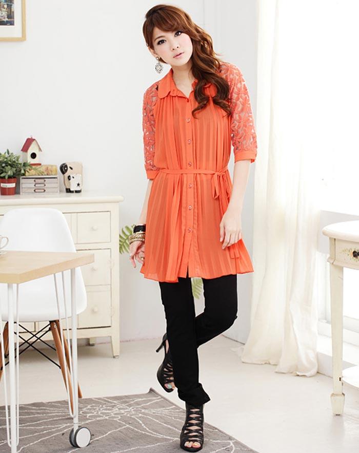 014 مدل لباس زنانه بهاری