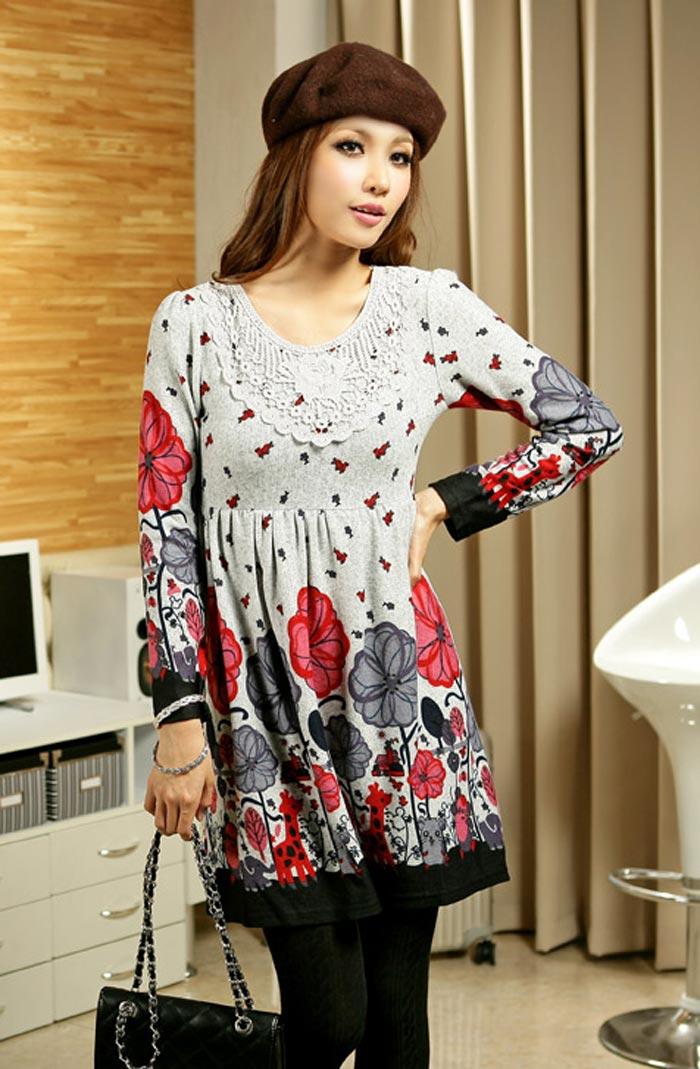 018 مدل لباس زنانه بهاری