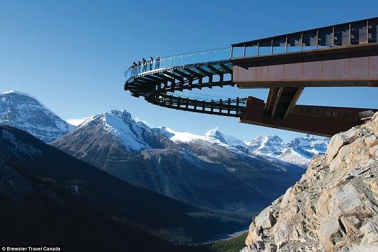 مکان ترسناک گردشگری در کانادا