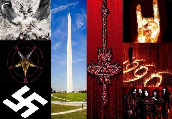 عکس نمادهای شیطانی