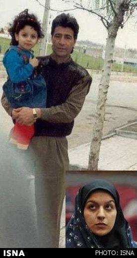 """درخواست خانواده ناصر حجازی برای بخشش """"ریحانه جباری"""" از اعدام"""