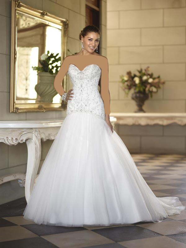 46456 ژورنال لباس و دسته گل عروس 2014