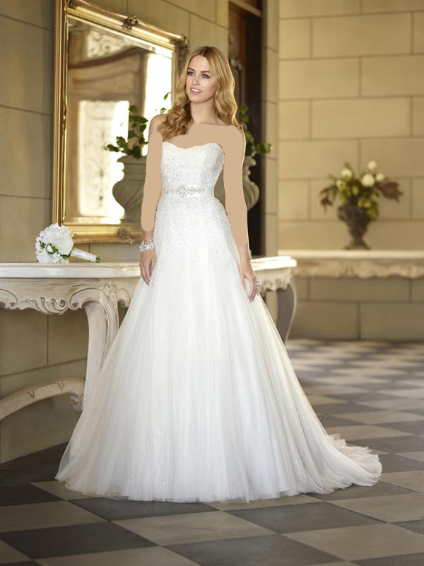 5464344 ژورنال لباس و دسته گل عروس 2014