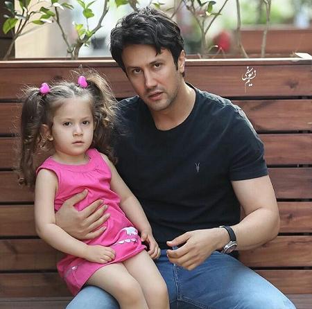 Photo of عکس های دیدنی شاهرخ استخری و دخترش