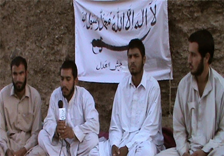 جیش العدل 4 سرباز مرزبان ایرانی را آزاد کرد