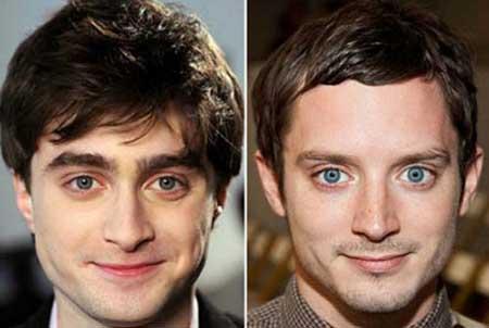 عکس بازیگرانی که خیلی شبیه هم هستند!