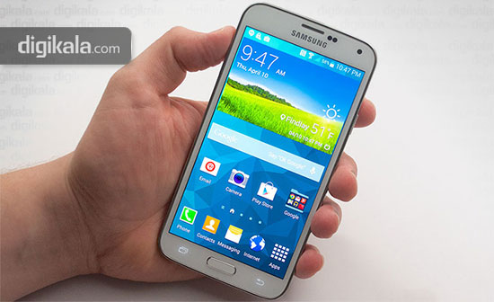 10 برتری Galaxy S5 نسبت به iPhone 5S