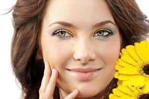 مصرف یخ و جوان سازی پوست