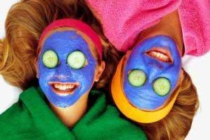 ماسک زیبایی مخصوص فصل بهار