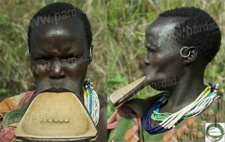 این زنان بزرگ ترین لبهای دنیا را دارند! +عکس