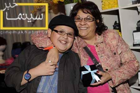 اخبار فرهنگی,اخبار,ستارگان عرصه سرگرمي و مادرانشان