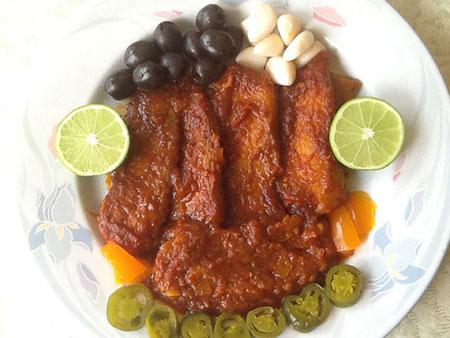 طرز تهیه خورش ماهی