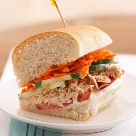 ساندویچی مناسب پذیرایی از مادر در روز مادر
