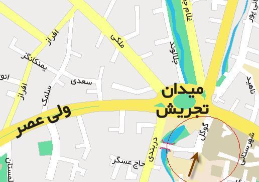 خیابان گوگل