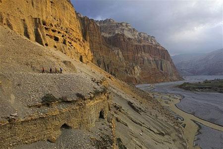 شگفتی های باستانی رشته کوه های هیمالیا + تصاویر