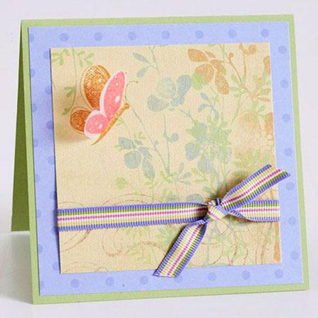 ساخت کارت تبریک روز مادر, طرز درست کردن کارت تبریک