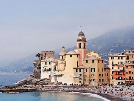 دهکده های های ساحلی رویایی در ایتالیا