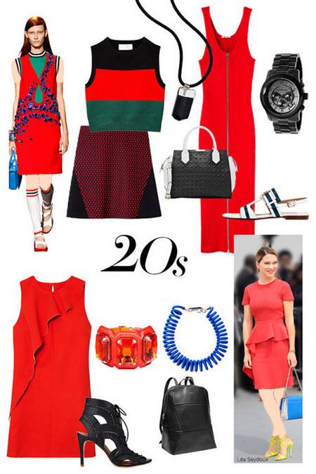 ست لباس بهاری برای 20 تا 60 ساله ها