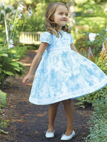 مدل لباس بچه گانه اُسکار دو لا رنتا